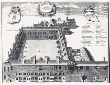 Gresham_College,_1740