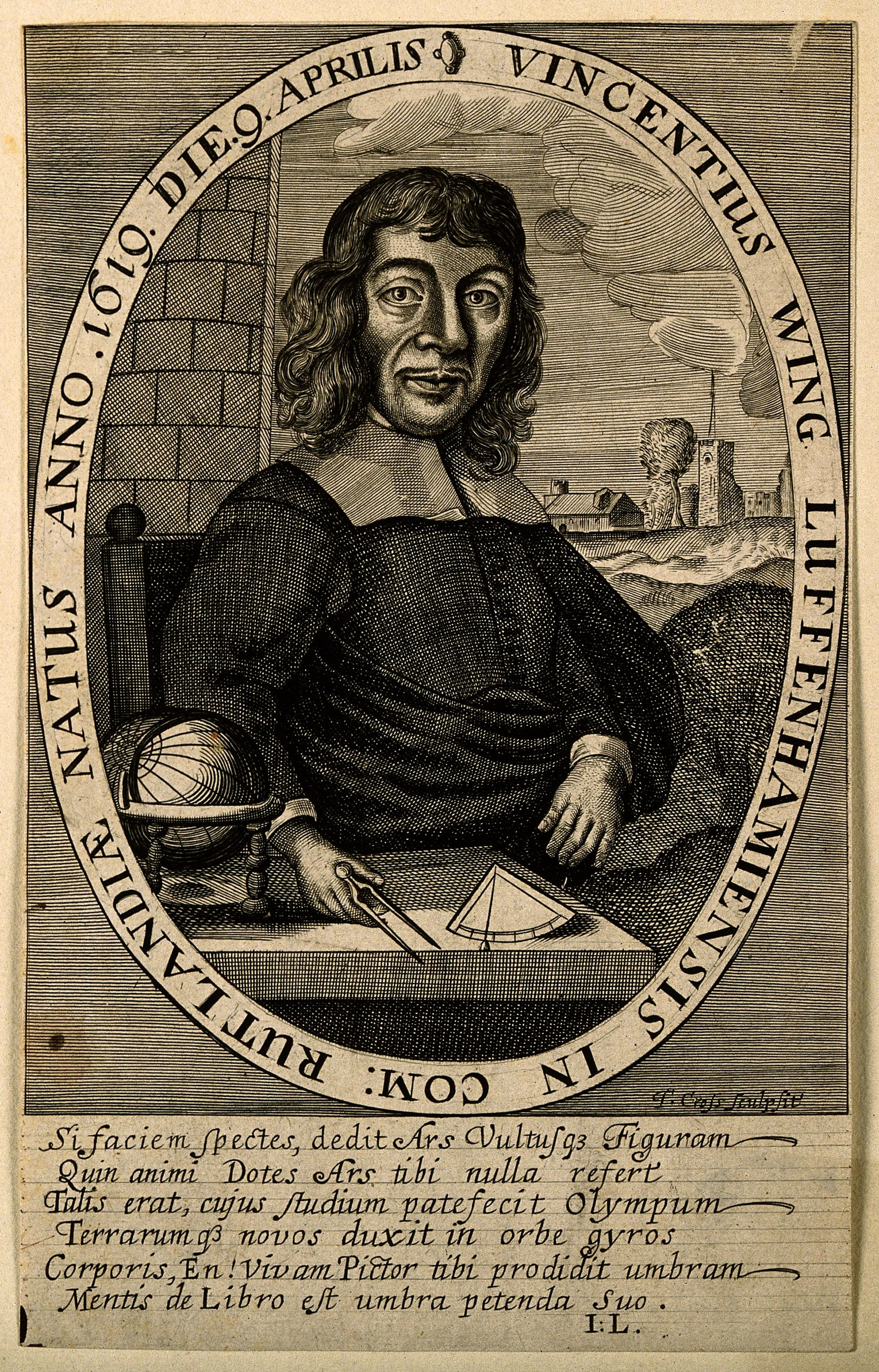 Vincent_Wing._Line_engraving_by_T._Cross,_1659._Wellcome_V0006317