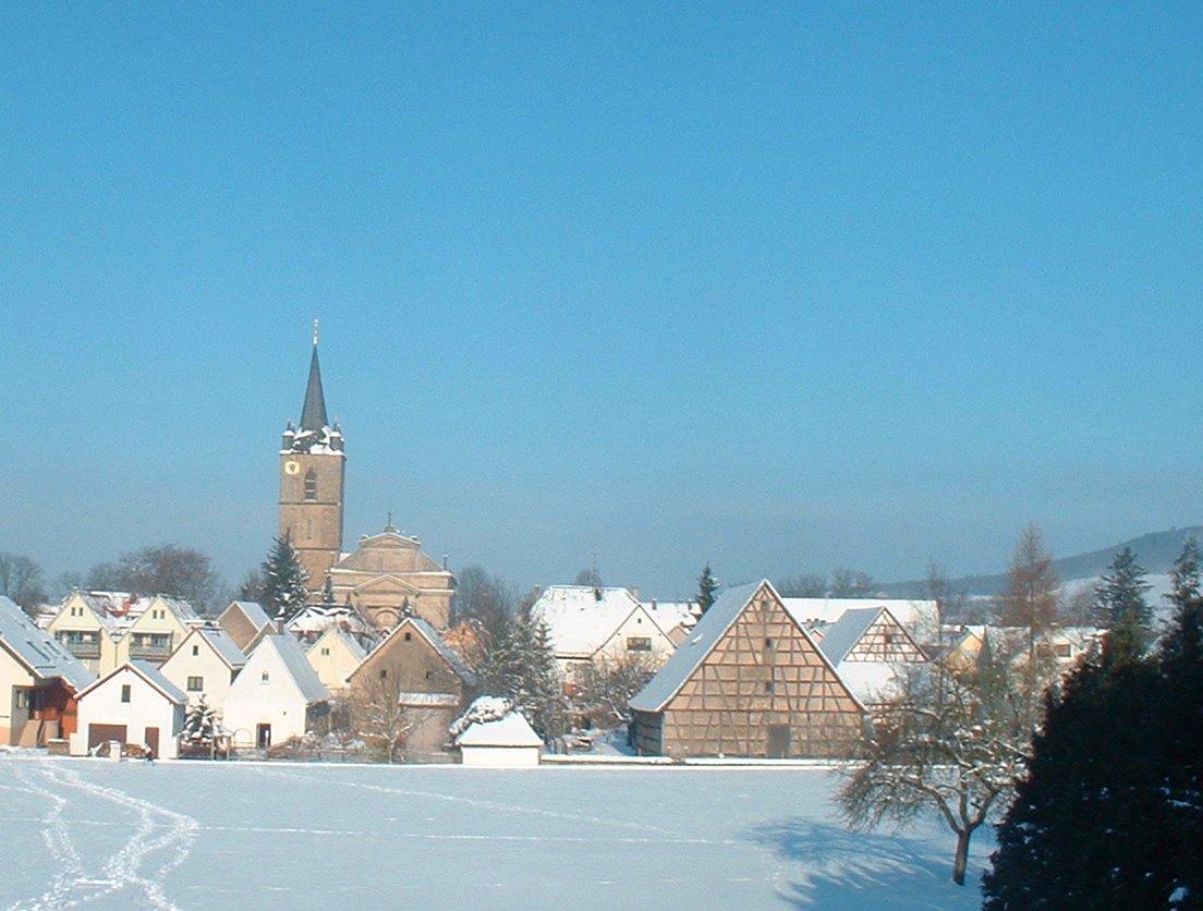 Eggolsheim_im_Winter