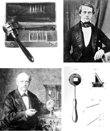 Helmholtz-montage