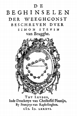 Simon_Stevin_-_Voorblad_van_De_Beghinselen_der_Weeghconst,_1586-2