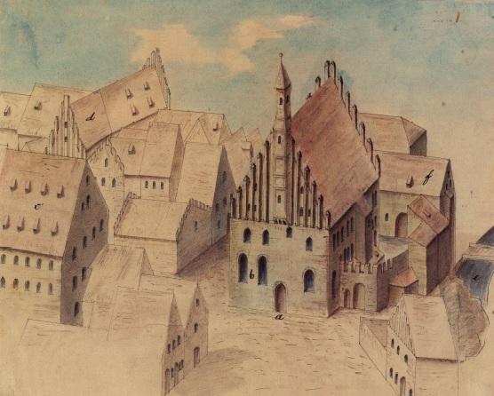Hohe_Schule_und_Collegium_Georgianum_1571