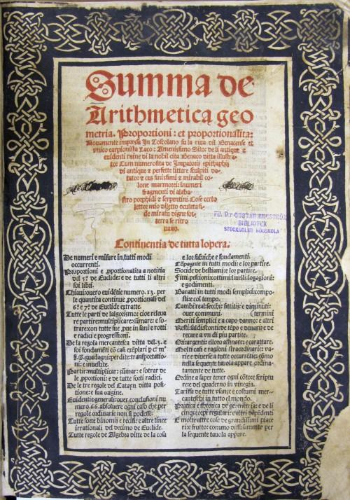 Titelbladet_till_Summa_de_arithmetica_...